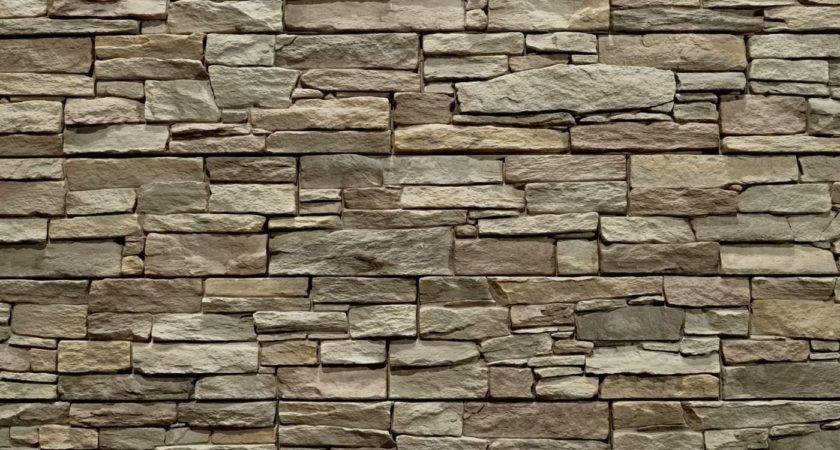 Interior Stone Wall Home Decoration