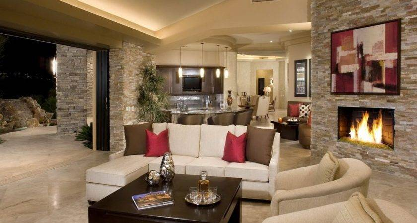Interiors Homes Beautiful Modern Most