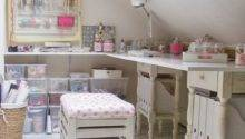 Inventive Attic Craft Room Decor Advisor