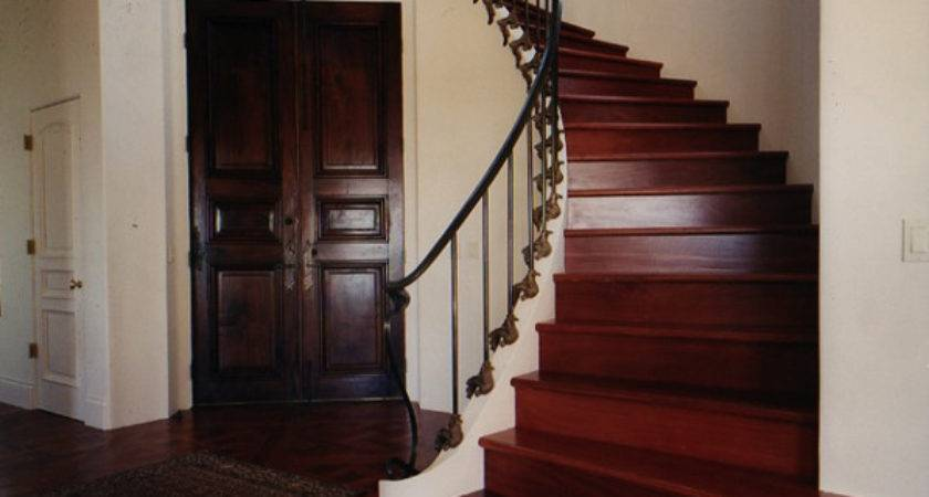 Iron Stair Railings Stairs Inc