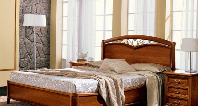 Italian Classic Bedroom Furniture