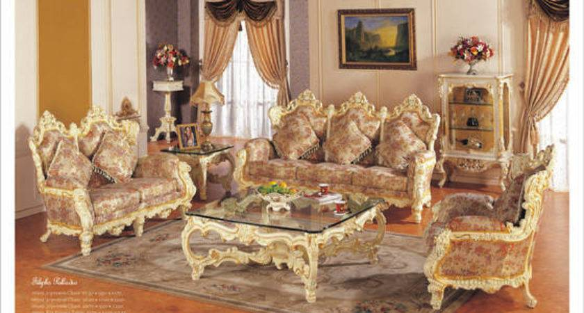 Italian Classic Living Room Furniture Product