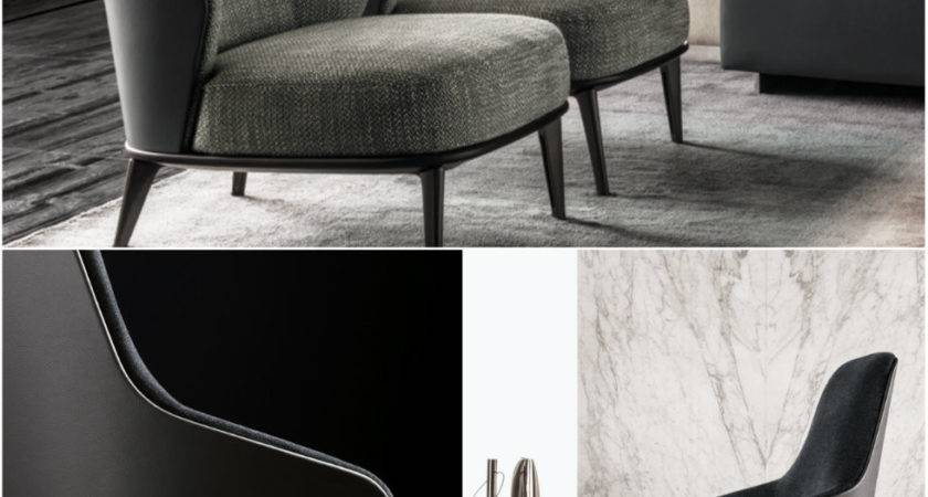 Italian Furniture Brands Ideas Minotti Introduces Leslie