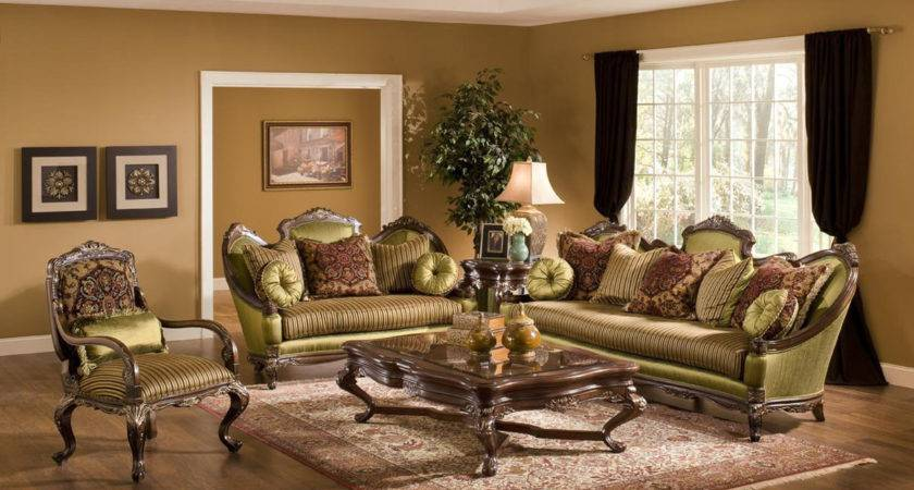 Italian Living Room Furniture