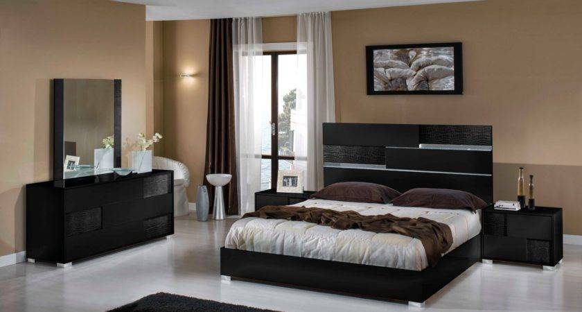 Italian Modern Bedroom Furniture Sets Raya