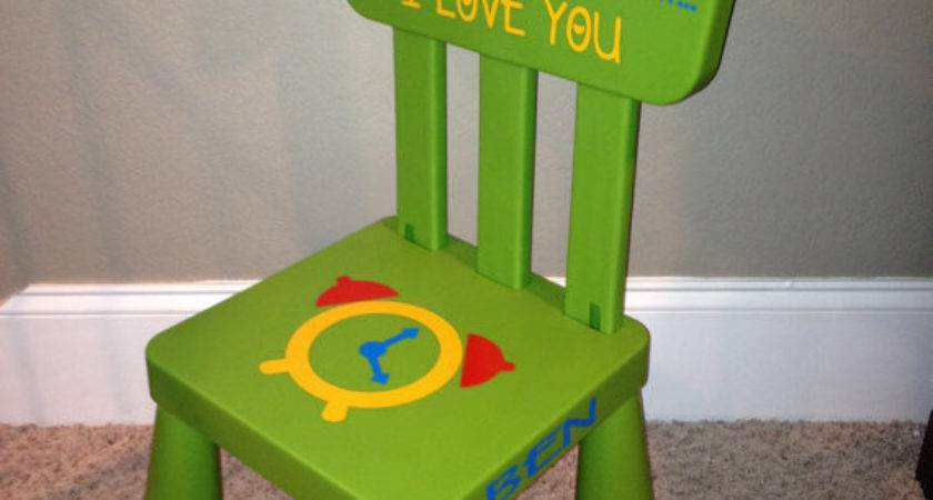 Items Similar Personalized Time Out Chair Timer