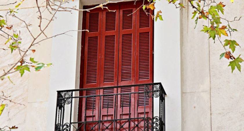 Items Similar Red Window Photograph Athens Greece