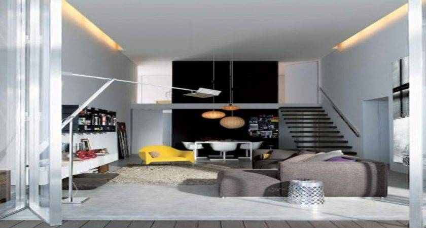 Japanese Small Apartments Interior Design Space