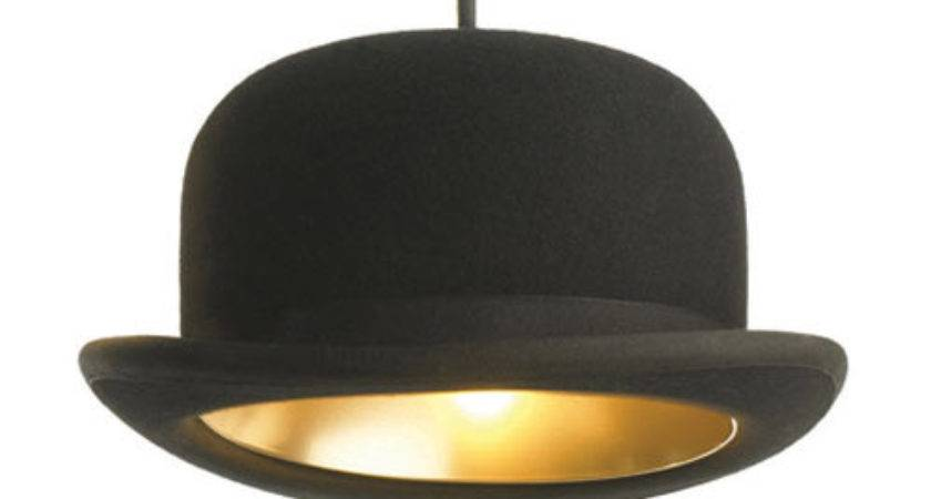 Jeeves Wooster Authentic Bowler Top Hat Pendant