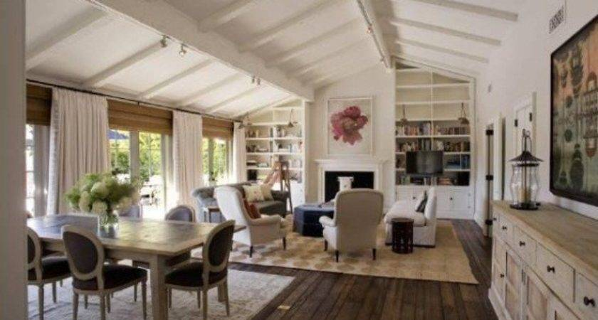 Jennifer Aniston Justin Theroux Cozy Rental House