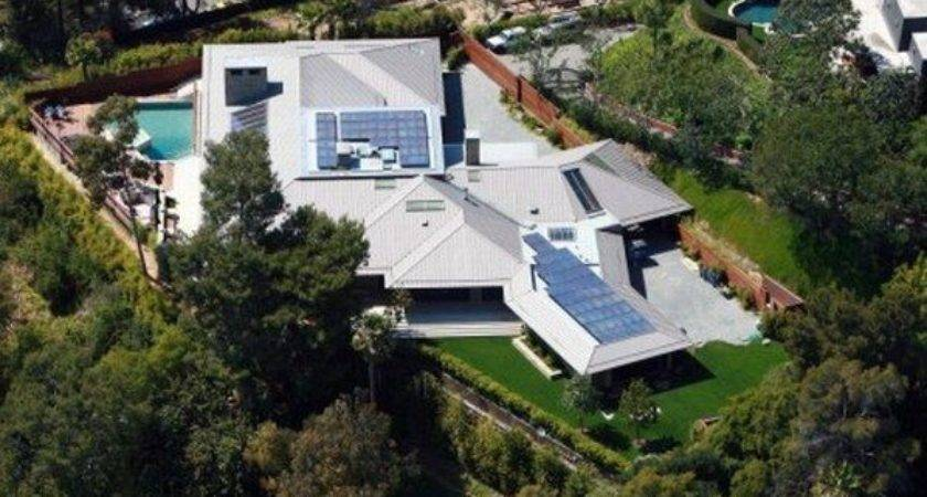 Jennifer Aniston New Eco Abode Beverly Hills