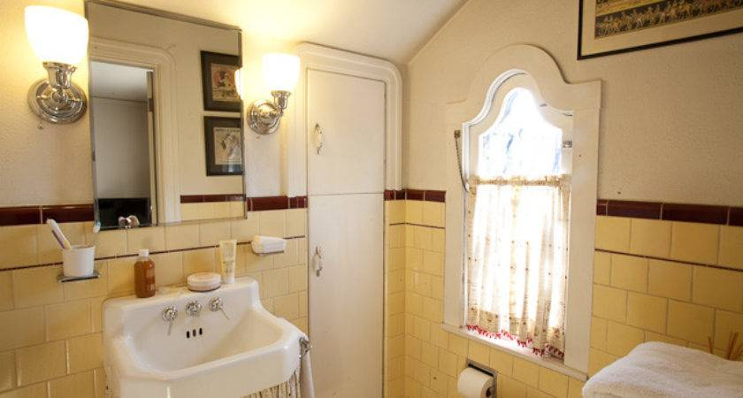 Joy Nesting Vintage Style Bathrooms Redesigned