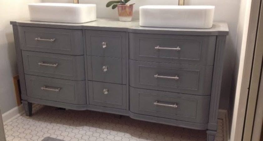 Julie Peterson Simple Redesign Pretty Dresser Turned