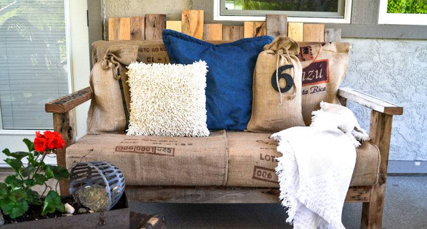 Junk Filled Summer Home Decorating Tour Funky