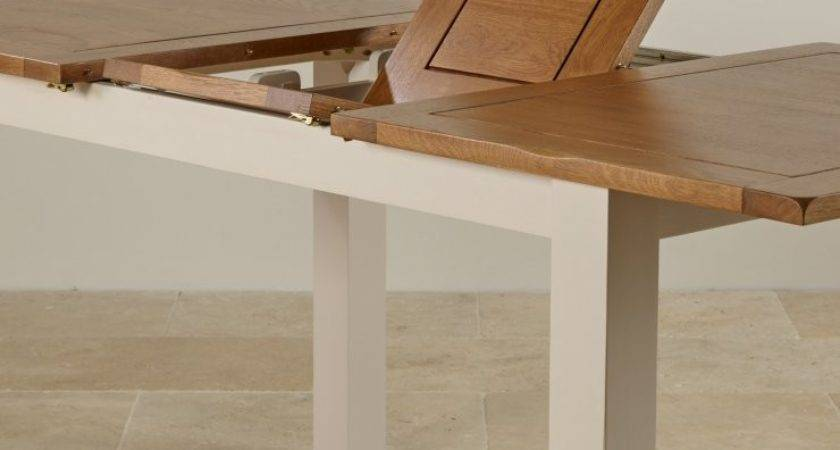 Kemble Extending Dining Set Painted Oak Table Chairs