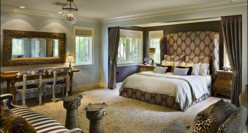 Key Interiors Shinay African Bedroom Design Ideas