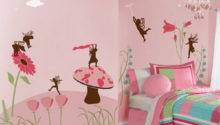 Kids Bedroom Wall Painting Ideas Small Interior
