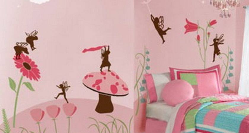 Stunning Childrens Bedroom Wall Painting Ideas 25 Photos Barb Homes