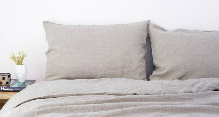 King Ultra Luxurious Pure French Linen Quilt Cover