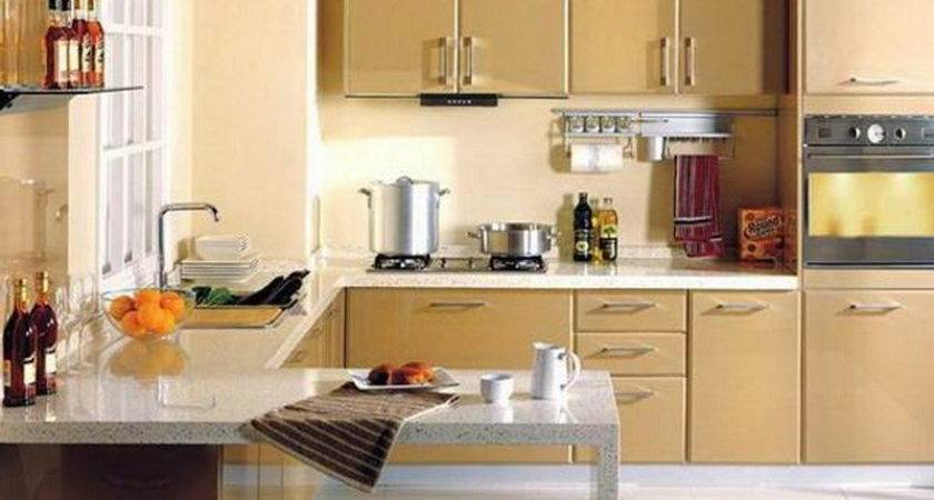 Kitchen Cabinets Design Small Space Modern Home