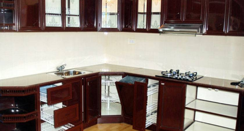Kitchen Cabinets Wooden Aluminum Fabricated Home