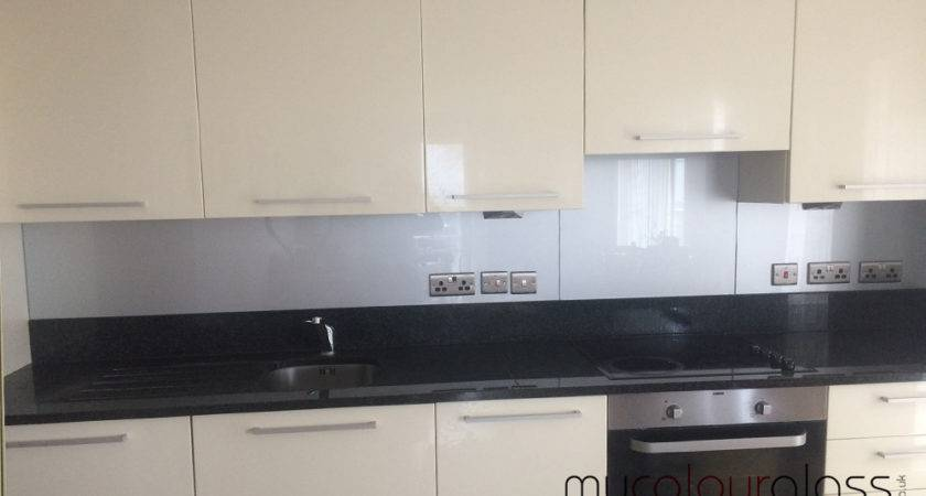 Kitchen Glass Splashbacks Mycolourglass