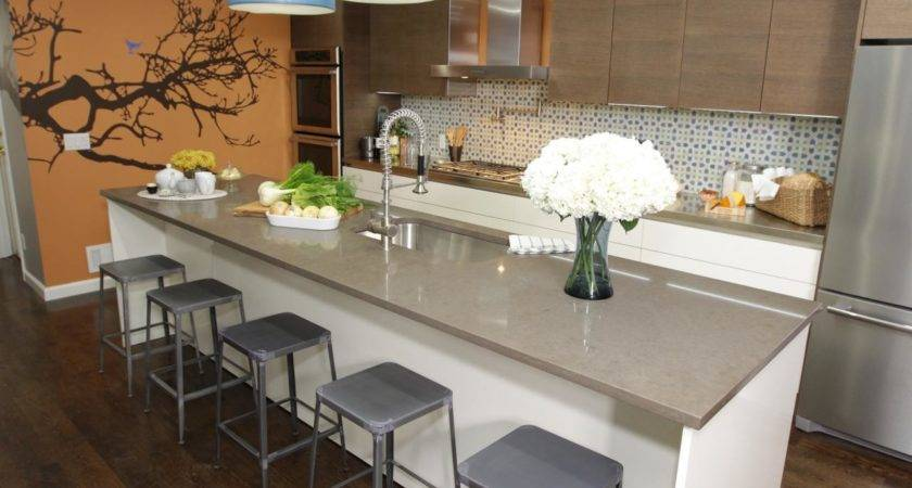 Kitchen Island Breakfast Bar Ideas Hgtv