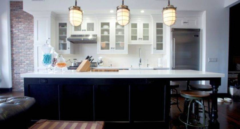 Kitchen Island Pendant Lighting Ideas Nautical