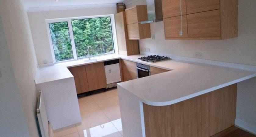 Kitchen Island Space Requirements Shaped