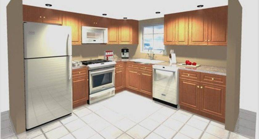 Kitchen Layout Cabinets