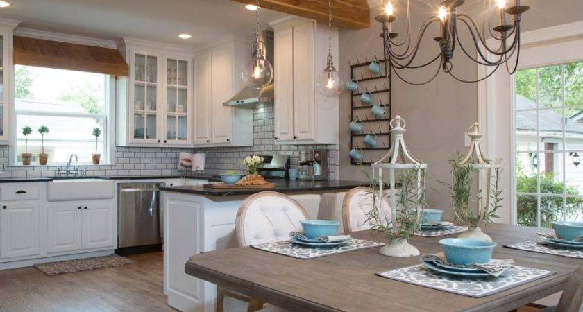 Kitchen Makeover Ideas Fixer Upper Hgtv