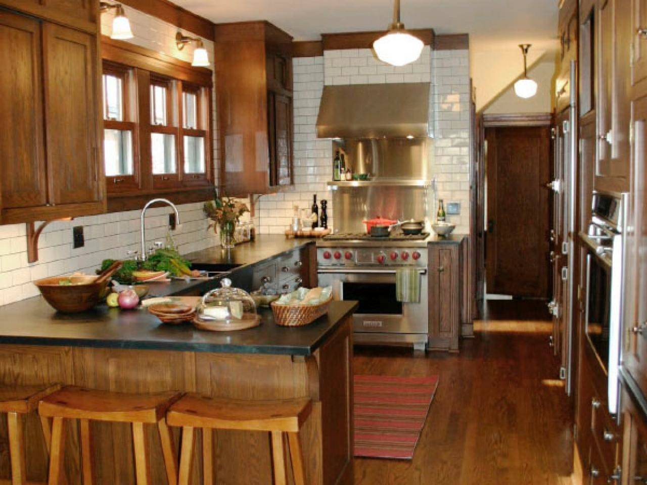 19 Perfect Images Small Peninsula Kitchen Layout - Barb Homes