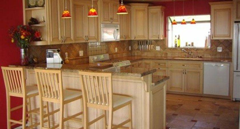 Kitchen Peninsula Open Benefits