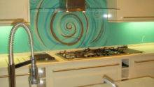 Kitchen Remodel Designs Funky Splashbacks