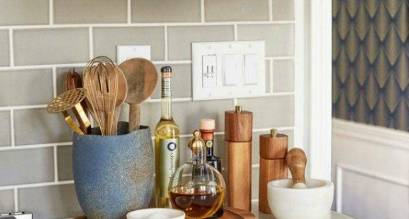 Kitchen Styling Organise Your Bench