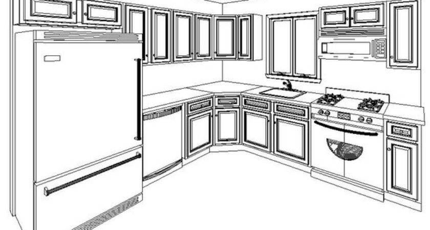 Kitchencabinet Layout