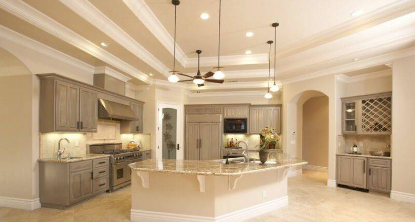 Kitchens Traditional Gray Kitchen Cabinets