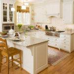 Kitchens Traditional White Kitchen