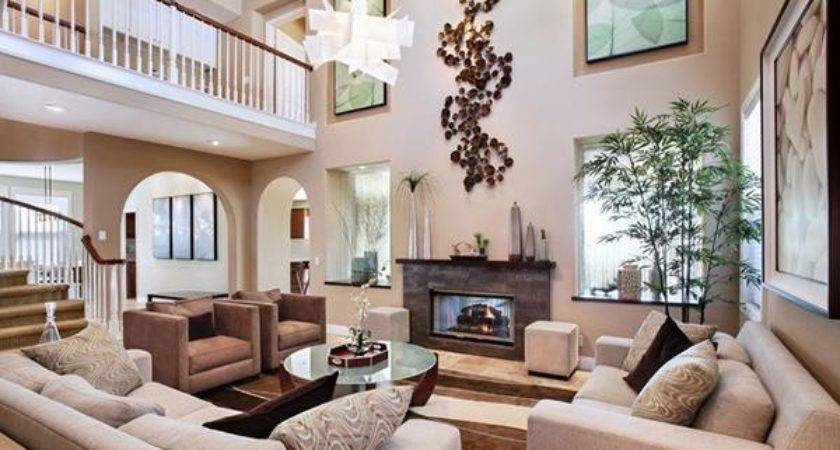 Large Living Room Wall Ideas Home Garden