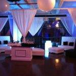 Large Vip Sections Aviance Event Planning Lounge Decor
