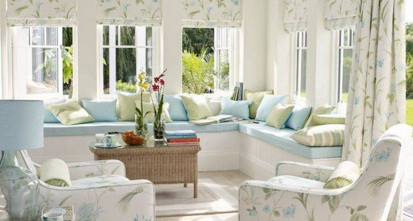 Laura Ashley Style Living Room Peenmedia