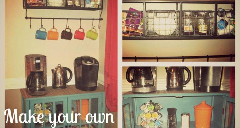 Laura Plans Make Your Own Coffee Bar