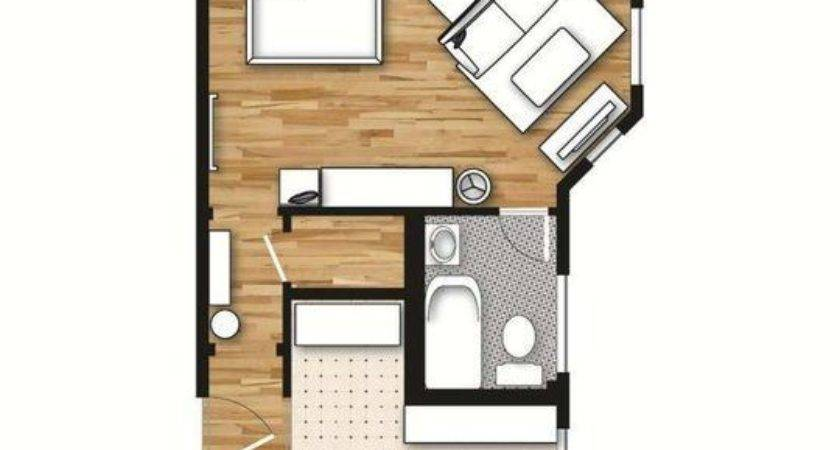 Layout Creative Floor Plan Actual