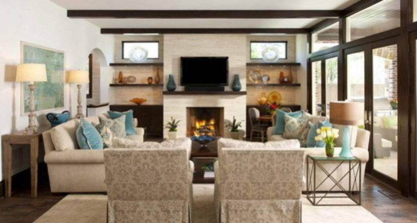 Learn More Regarding Living Room Fireplace Ideas Home Round