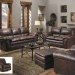 Leather Living Room Set Furniture Doherty