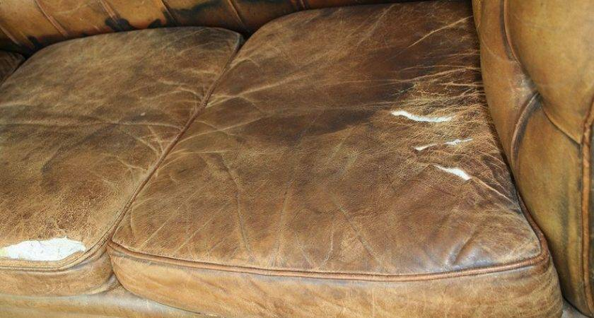 Leather Sofa Cushion Replacement Fix Flattened Down