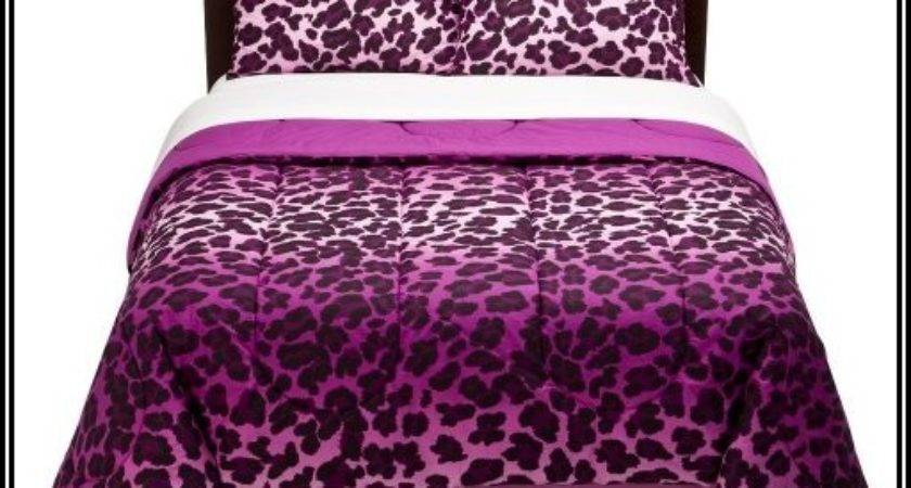 Leopard Print Bedding Setshome Design Galleries