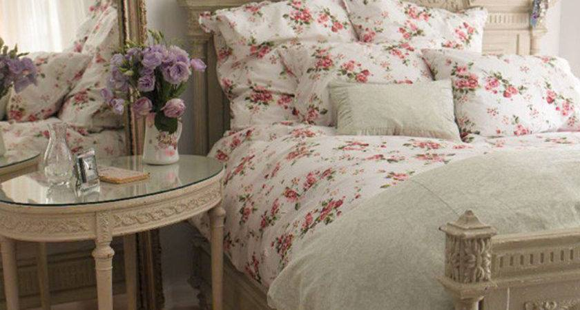 Life Countryside Shabby Chic Bedroom