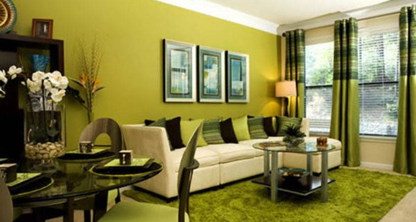 Lime Green Brown Living Room Info Home Furniture