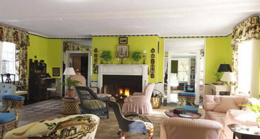 Lime Green Living Room Ideas Fireplace Home